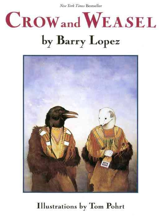 Image result for crow and weasel