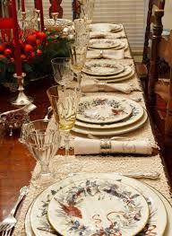 Dinner Table 11 Christmas Dinner Table Ideas Youne