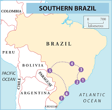 South America Map And Capitals by Your South America Itinerary 7 Ideas For Exploring The Continent
