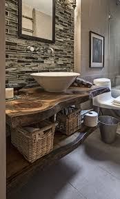 best 25 rustic bathrooms ideas on pinterest country bathrooms