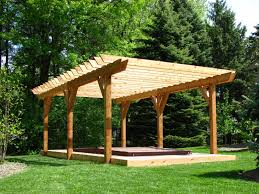 exterior design cool pergola plans for garden decoration ideas