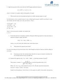 Economics Homework Help   Submit your problems for a free quote