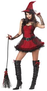 Teen Witch Halloween Costume Mischievous Witch Costume Witches Costumes Holidays