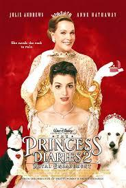 En prinsessas dagbok 2: Kungligt uppdrag (2004)