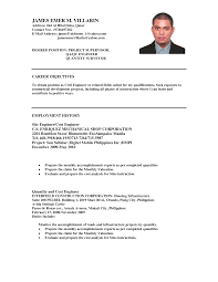 Resume Template Writing An Objective Statement For A Resume Good     Brefash     Example Career Objective Statement Example Of An Objective Career Objective Statement For Resume Social Work Good