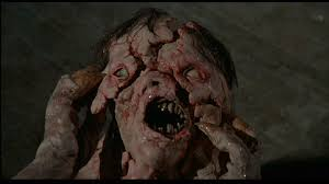 Face Rip in Amityville II: The Possession