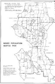 Map Of Washington Cities by Segregation Maps