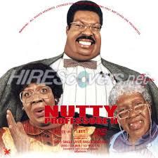 Custom DVD Cover Art - DVD Labels & Inserts - N / Nutty Professor II