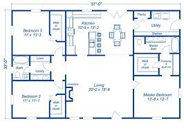 Metal Building Floor Plans For Homes Best 25 4 Bedroom House Ideas On Pinterest 4 Bedroom House