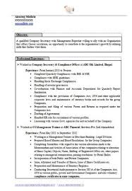 Secretary Resume Sample by Over 10000 Cv And Resume Samples With Free Down