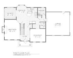 Two Story Floor Plan 100 Colonial Floor Plans Two Story Incredible Double Storey