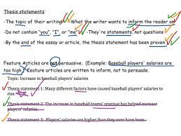 time   writing thesis statement lbartman com the pro math teacher