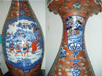 Japanese Imari Vase – China Asian Antiques Collectible Arts