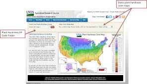 Time Zone Map United States by How To Use This Website Usda Plant Hardiness Zone Map
