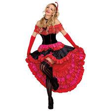 cupid halloween costume saloon costume can can dancer halloween fancy dress ebay