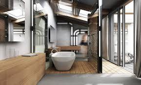 Interior Design Bathroom Ideas by 10 Lighting Designs For Your Industrial Bathroom Industrial