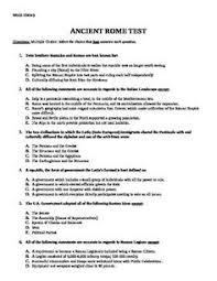 Pinterest     The world     s catalog of ideas Pinterest Ancient Rome Unit Test   Exam   Assessment  World History