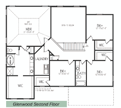 silverthorne homes the glenwood floor plan silverthorne homes