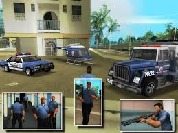 gta vice city polis