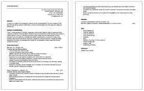 Example Of Resume No Experience by Cool Customer Service Representative Resume With No Experience 69