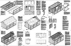 Diy Garden Shed Plans Free by 12 12x20 Garage Shed Plans Free For Building Super Cool Ideas