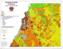 Colorado Unit Map by Maps Douglas County Government