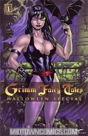 Grimm Fairy Tales: Halloween Special #1