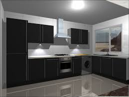 Complete Kitchen Cabinets High Gloss Black Kitchen Cabinets Home Decoration Ideas