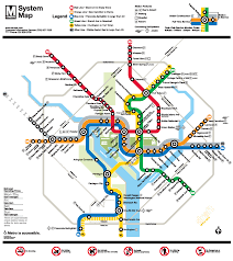 Greyhound Routes Map by Transportation Services Available To Annandale Va