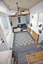 my fave tiny house u003c open concept rustic modern tiny house photo