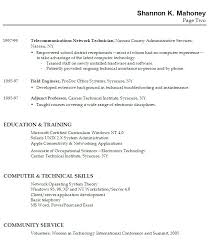 sample resume high school no work experience