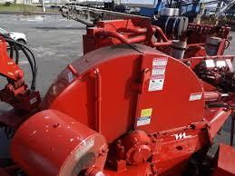 2016 morbark 2755 flail chiparvestor eastern equipment brokerage