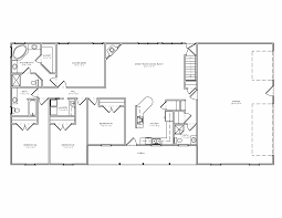 Two Story Floor Plan Projects Ideas Small 4 Bedroom Ranch House Plans 11 Two Story