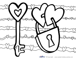 valentines day coloring pages valentines day coloring pages