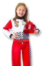 4 Month Halloween Costumes Amazon Melissa U0026 Doug Race Car Driver Role Play Costume