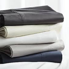 Best Deep Pocket Sheets Bed Sheets Pillow Cases And Sheet Sets Crate And Barrel