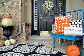 Tips To Decorate Home 5 Fall Front Door Decorating Tips