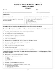 17 best images of english grammar worksheets grade 6 free 6th