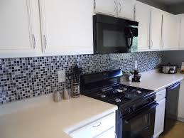 Kitchen Tile Designs For Backsplash Kitchen Interesting Modern Small Kitchen Design Ideas With Black