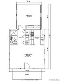 Single Story Open Concept Floor Plans One Bedroom 1 5 Bath Cabin With Wrap Around Porch And Screened
