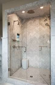 best 10 shower no doors ideas on pinterest bathroom showers love this marble herringbone shower source marble tiles like this from mandarin stone