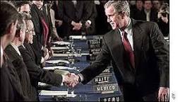 Bush consegue aprovar a via rápida para o comércio | BBC Brasil ...
