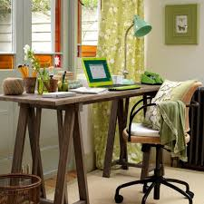 Office Decoration Theme Traditional Home Office Decor Ideas With Rustic Wooden Desk Feat