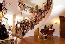 decorating ideas for halloween haunted house home design inspiration