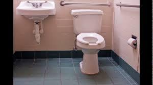 handicap bathroom design dimensions youtube