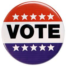 election day, go vote