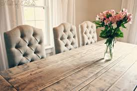 Overstock Dining Room Chairs by Dining Room Enchanting Tufted Dining Chair For Home Furniture