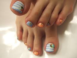 girly nail art design toes copied this design found here i