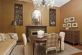 Dining Room Wall Decorating Ideas Brown Dining Room Decorating Ideas O Inside Design