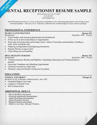Sample Of Receptionist Resume by 517 Best Latest Resume Images On Pinterest Perspective Resume